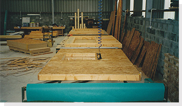 timberframe factory